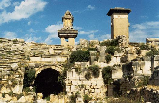 Ksantos  (Xanthos)