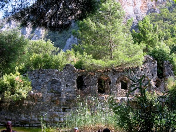 Olympos Antik Kenti 2
