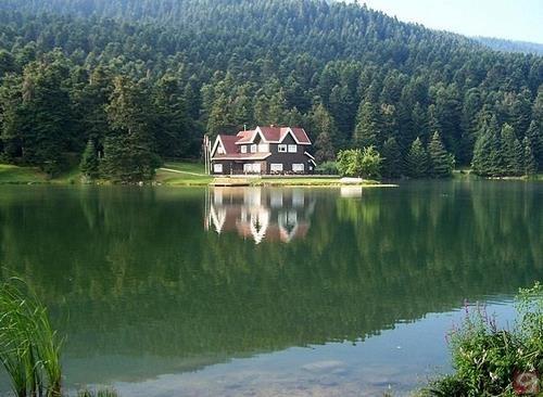 Gölcük Gölü (Bolu)