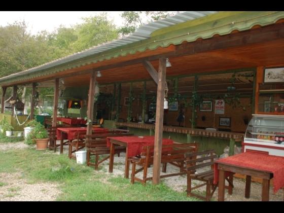 Ağva Green Park Kamping Yemek Yerleri