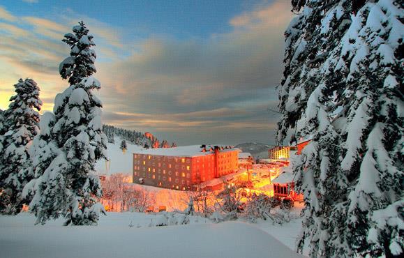 Alkoçlar Uludağ Hotel Otel