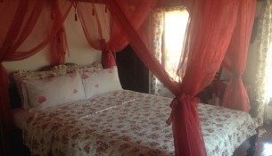 Diva Pansiyon Yatak Odası