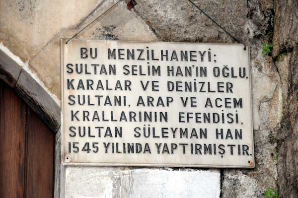Hafsa Sultan Kervansarayı