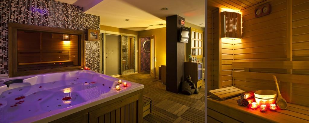 Hotel Amira İstanbul Sauna, Jakuzi