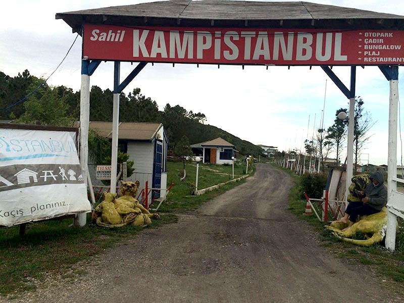 Sahil Kamp İstanbul