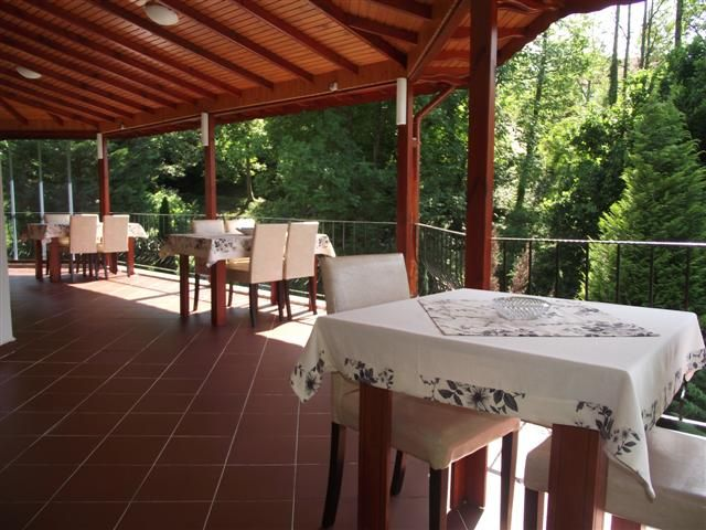 Sessiz Ev Çiftlik Otel Bahçeden Görüntü