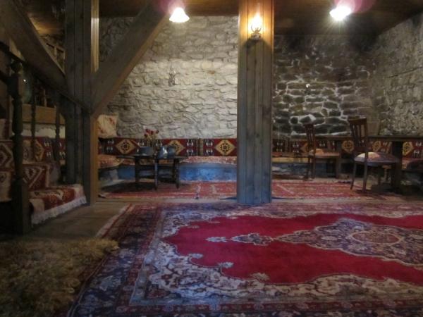 Tabağ Ahmet Bey Konağı'nın Çok Hoş Otantik Yapısı