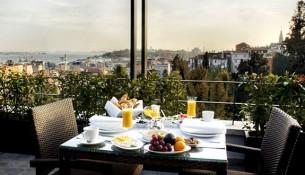 Tomtom Suites Kahvaltı Keyfi