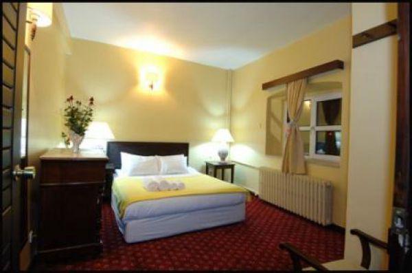 Uludağ Büyük Otel Yatak Odası
