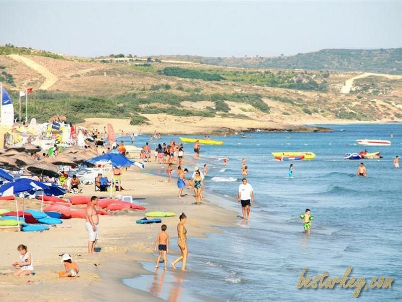 Çeşme Altınkum Plajı