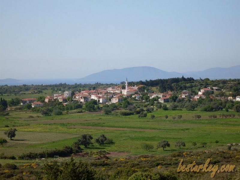 Çeşme Germiyan Köyü