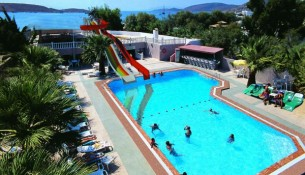 Anıl Otel Havuzu
