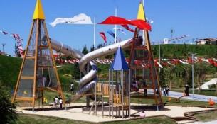 Bakırköy Botanik Parkı, Çocuklarınızın oldukça eğleneceği bir yerdir.