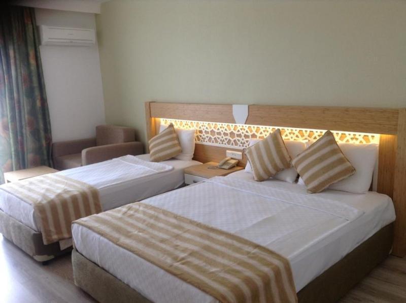 Eftalia Splash Hotel Odaları Müşterilerilerinin Rahatını Düşünüyor