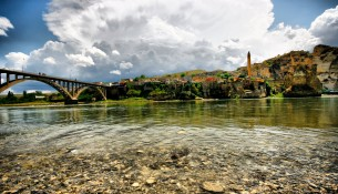 Hasankeyf'in Tarihi Güzel Dokusu
