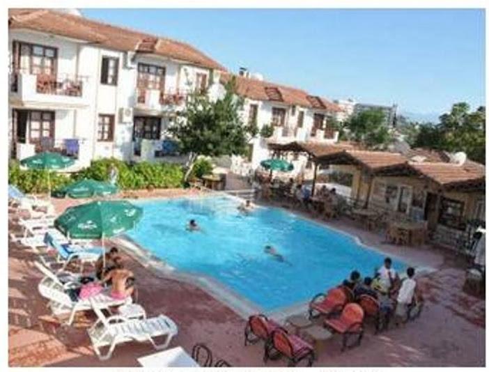 Pasha Apart Hotel Apart Otel Havuzu