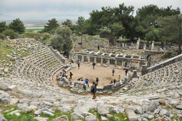 Priene Antik Şehri