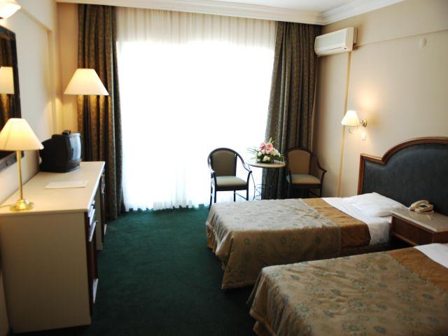 Vera Hotel Santa Maria Yatak Odası