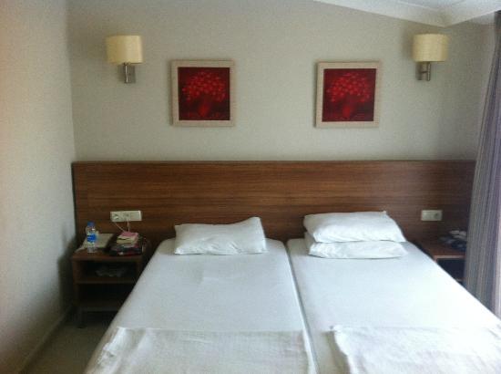 Viking Apart Otel Odası