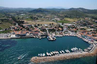 İzmir Urla Çok Güzel bir Tatil Beldesi