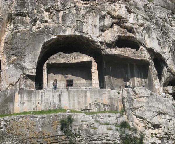 Amasya Kral Mezarlıkları