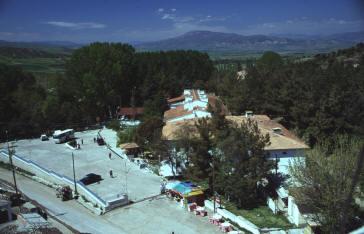 Amasya Terziköy Kaplıcaları
