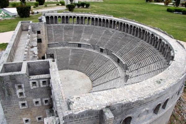 Belek Aspendos Antik Kenti