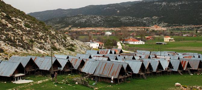 Kaş Bezirgan Köyü