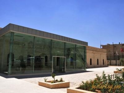 Mardin Sabancı Kent Müzesi Dış Görünüşü