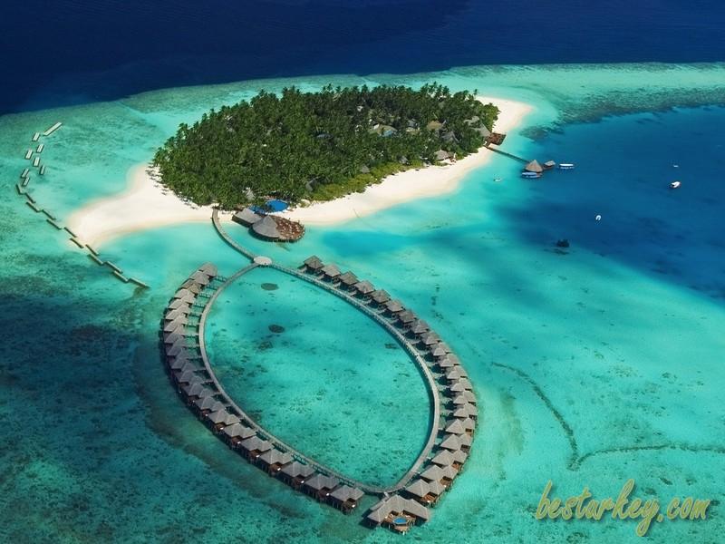 Vizesiz Ülkeler Maldivler