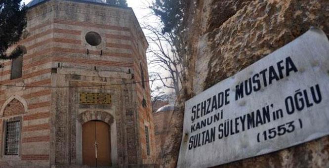 Şehzade Mustafa Müzesi