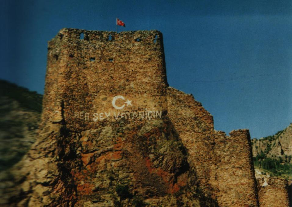 Artvin'in Tarihi Yerleri » Artvin, Karadeniz Bölgesi