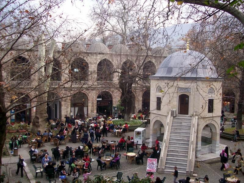 Bursa Koza Han