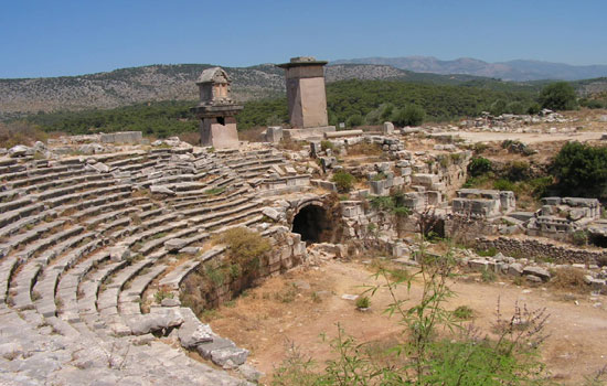 Ksantos (Xanthos) 2