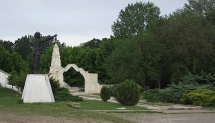 Sarayiçi Balkan Savaşı Şehitliği