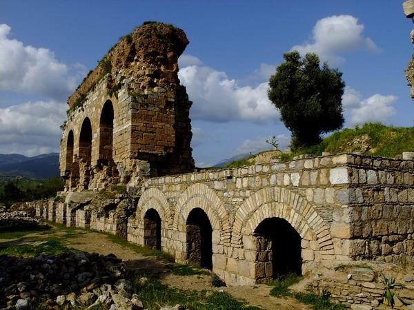 Tralleis Antik Kenti