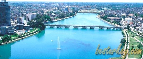 Adana Seyhan Nehri