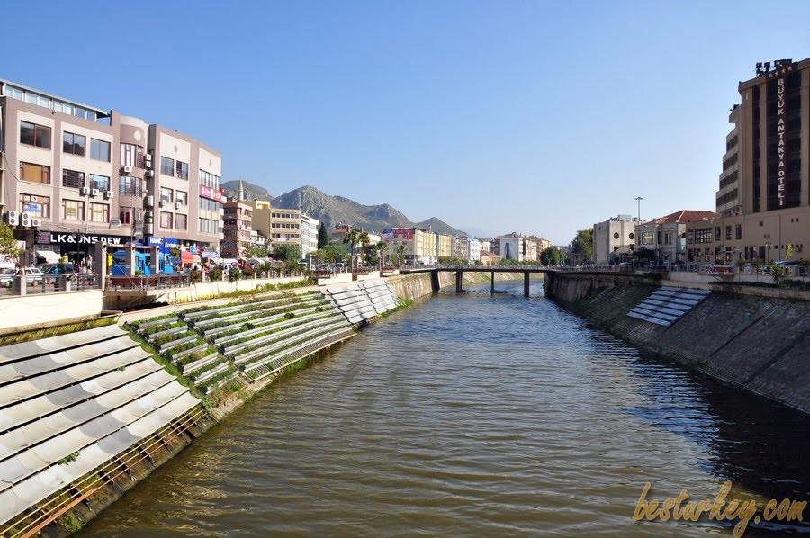 Antakya Asi Nehri