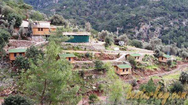 Faralya Köyü
