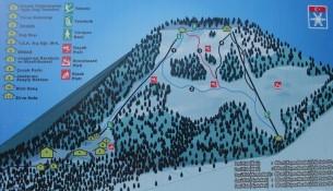 Ilgaz Kayak Merkezlerinin Pistleri