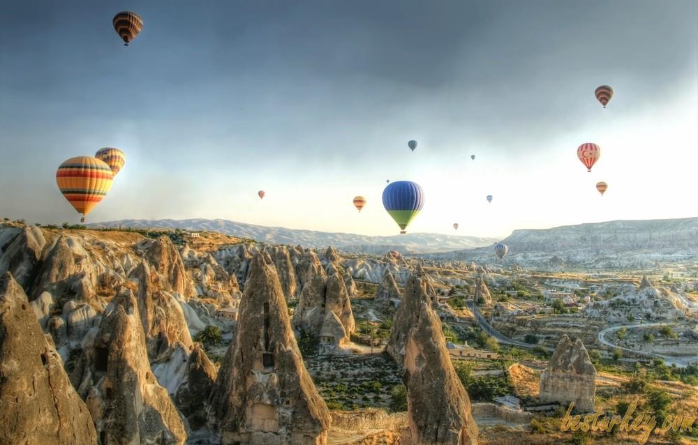 Kapadokya Turu Anıları