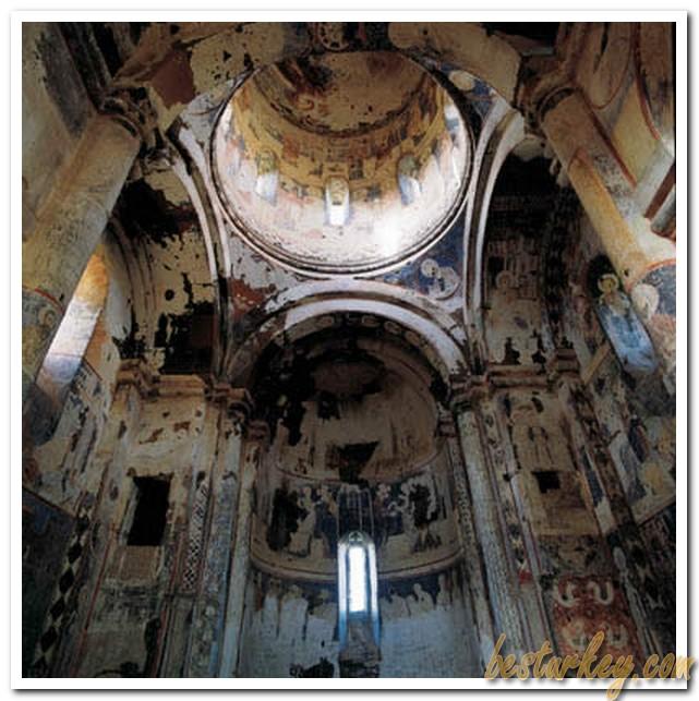 Kars Ani Harabeleri Surp Kirkor Kilisesi