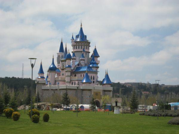 Sazova Parkından Görüntüler