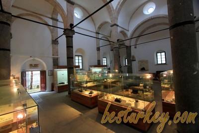 Giresun Muzesi - Eski Gogora Kilisesi
