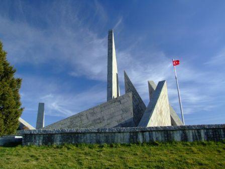 Kütahya Zafartepe Anıtı