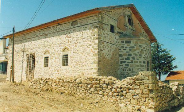 Tarihi Ayastefanos Kilisesi