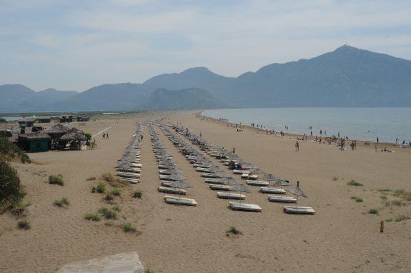 İztuzu Plajı Oldukça Güzel Bir Yerdir