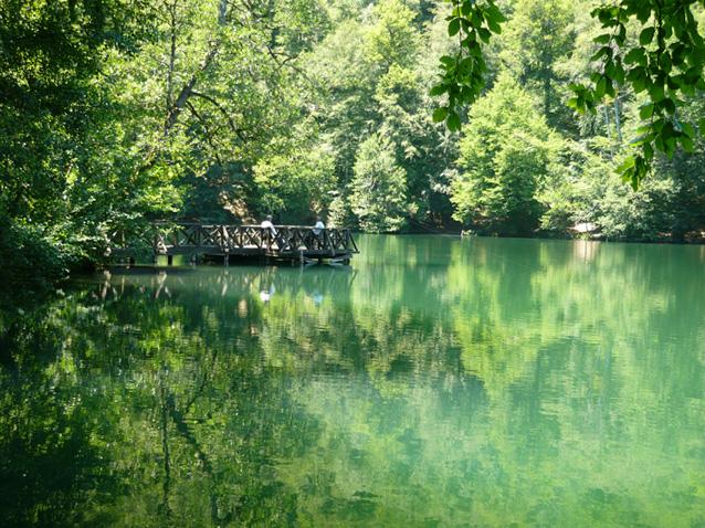 Bolu Yedigöller Milli Parkı
