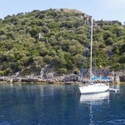 Fethiye Gemiler Adası