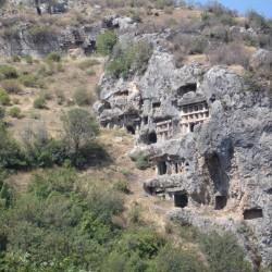 Fethiye Kral Mezarlıkları